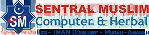 Sentral Muslim Komputer logo